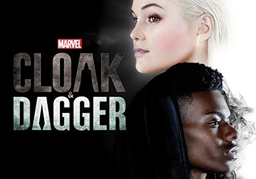Cloak and Dagger OST