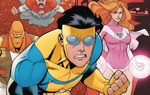 Invincible Animated Series 2018