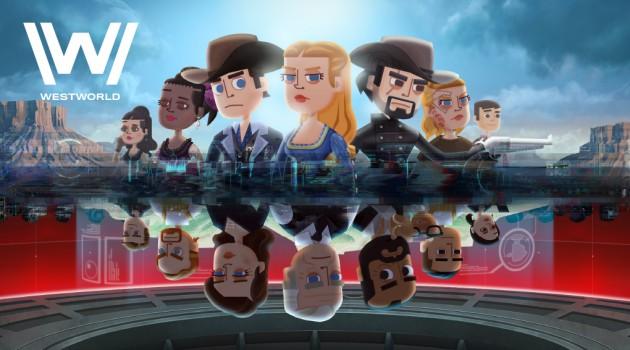 Westworld Game 2018 feat