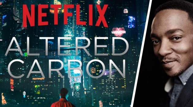 Altered Carbon 2018 1