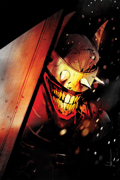 Batman Who Laughs 2018