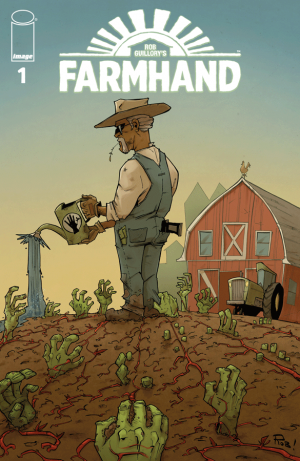 Farmhand #1 COVER