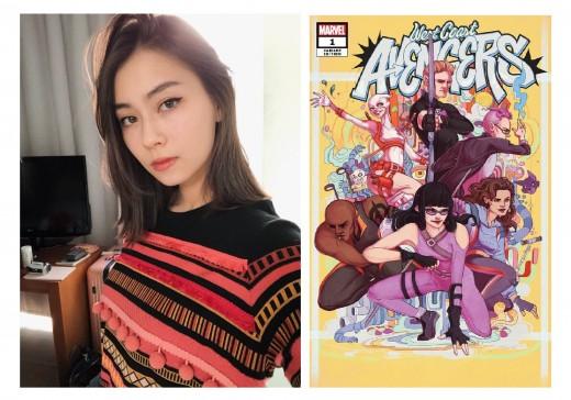Lauren Tsai 2018 1