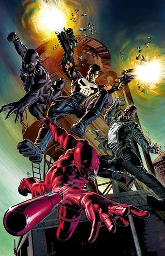 Marvel Knights 2018