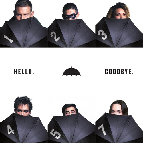 Umbrella academy 2018