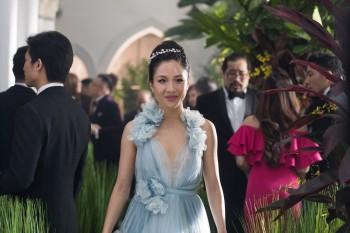 "Constance Wu as Rachel Chu in ""Crazy Rich Asians"" (c) Warner Bros."