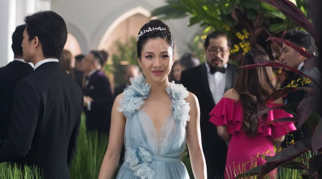 "Constance Wu as Rachel Chu in ""Crazy Rich Asians"" (c) Warner Bros."