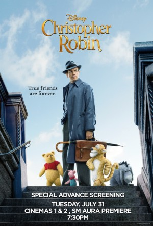 Christopher Robin Special Screening E-vite