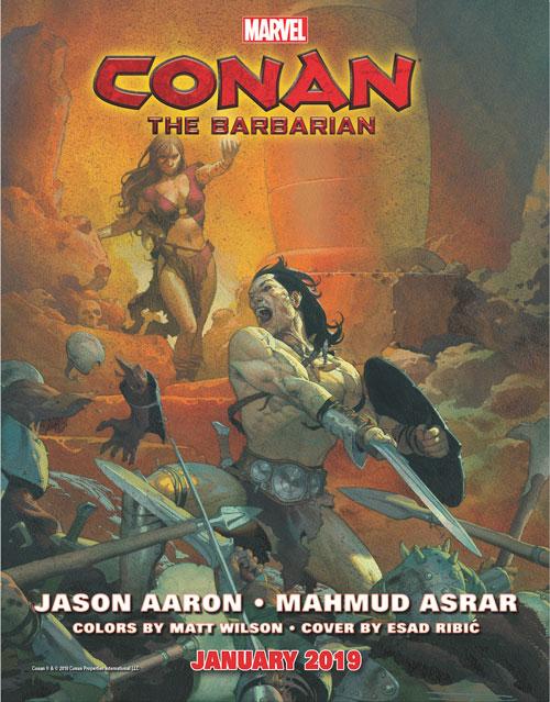 Conan 2018