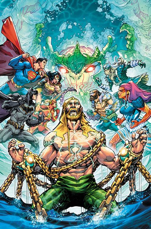 DC Comics 2018