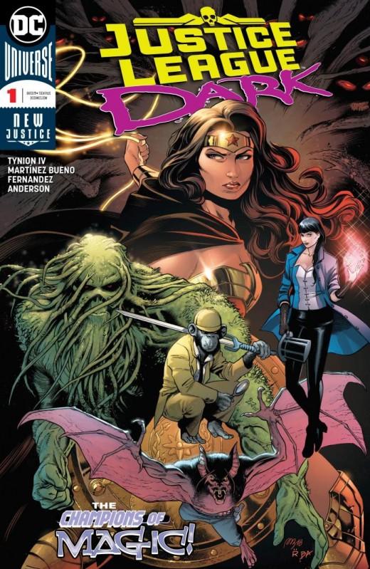 Justice league Dark 01