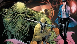 Justice league Dark 01 feat