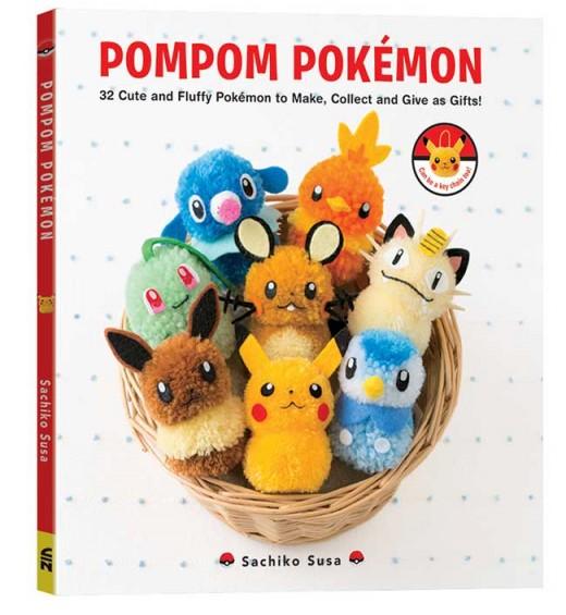 Pom Pom Pokemon 2018 1