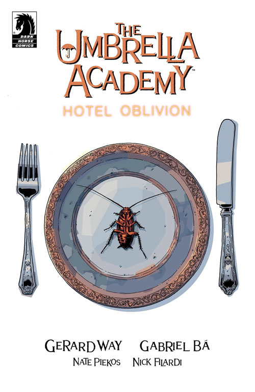 The Umbrella Academy Hotel Oblivion 2018