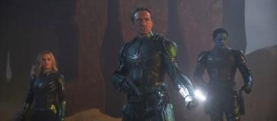 'Captain Marvel ' [Credit: Walt Disney Studios]