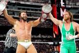 Hawkins and Ryder WrestleMania 35