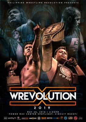PWR Wrevolution X 2019