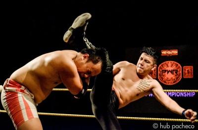 Ralph Imabayashi vs. Quatro