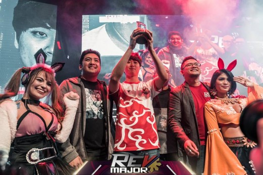 REV Major 2018 TEKKEN 7 Tournament Champion - LowHigh