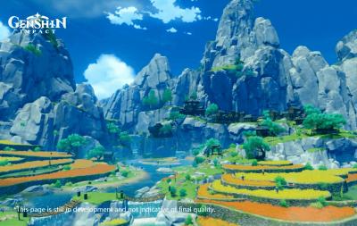 Genshin Impact _ screenshots _1
