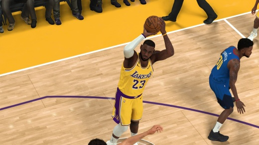 NBA 2K21-Lebron-James