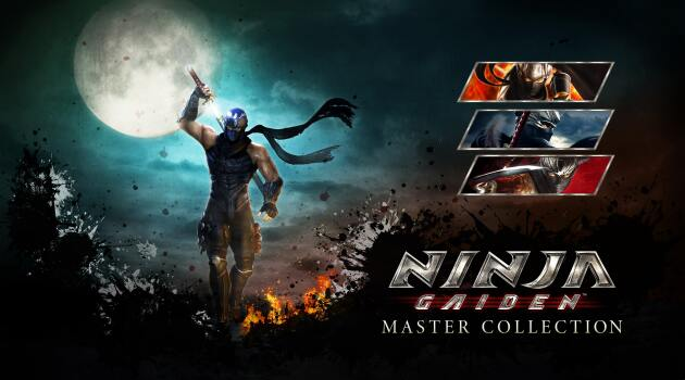 NINJA GAIDEN Master Collection - Key Visual-min