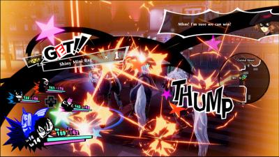 Persona 5 Hack and Slash